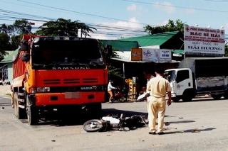 Hòa Thành: Một ngày xảy ra 2 vụ tai nạn giao thông