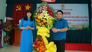 Họp mặt kỷ niệm 90 năm Ngày thành lập Công đoàn Việt Nam