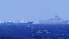 Việt Nam có biện pháp phù hợp với nhóm tàu Trung Quốc Hải Dương 8