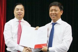 Ông Trần Thanh Lâm được bổ nhiệm làm Vụ trưởng Vụ Báo chí – Xuất bản