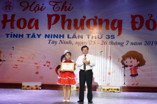 Bế mạc hội thi Hoa phượng đỏ tỉnh Tây Ninh lần thứ 35
