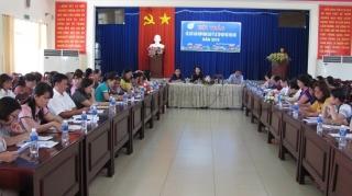 TP.Tây Ninh: Tìm giải pháp nâng cao tỷ lệ tập hợp hội viên phụ nữ