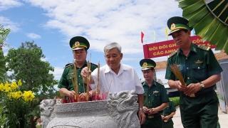 Nhiều hoạt động nhân kỷ niệm 72 năm ngày Thương binh- liệt sĩ
