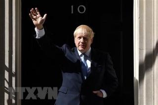 Thủ tướng Anh Boris Johnson sẽ có chuyến thăm đầu tiên tới Scotland