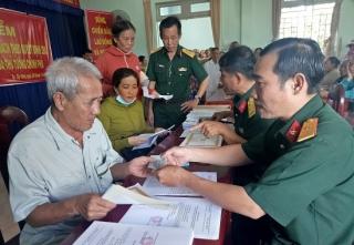 TP.Tây Ninh: Chi trả chế độ trợ cấp một lần cho các đối tượng chính sách