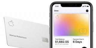 Apple có thể phát hành thẻ tín dụng trong tháng 8 tới