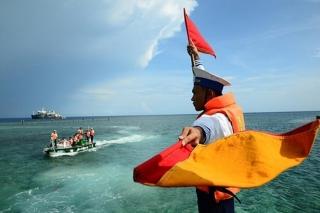 Việt Nam kiên quyết, kiên trì bảo vệ chủ quyền trên biển