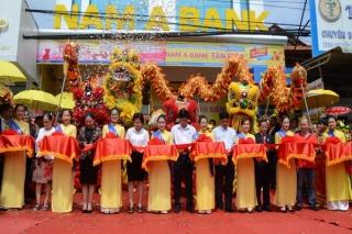 Nam A Bank khai trương thêm 2 điểm kinh doanh tại Tây Ninh