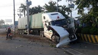 Chủ xe container gây tai nạn chết 5 người ở Tây Ninh bị phạt thêm nhiều lỗi