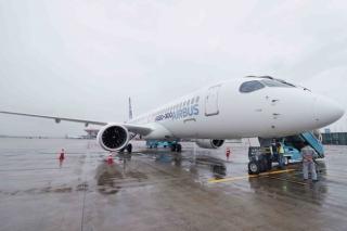 Vietnam Airlines sẽ sử dụng máy bay Airbus A220 cho các chặng bay ngắn