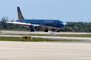 Vietnam Airlines điều chỉnh kế hoạch bay đi và đến sân bay Vân Đồn, Cát Bi  do ảnh hưởng của bão số 3