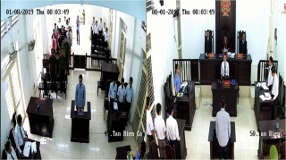 Tân Biên: Xét xử trực tuyến vụ án lợi dụng chức vụ, quyền hạn trong khi thi hành công vụ