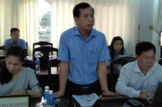 Thường trực HĐND tỉnh Tây Ninh họp định kỳ tháng 8.2019