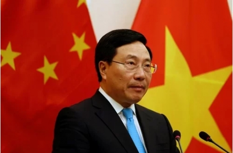 Phó thủ tướng nêu lập trường Biển Đông của Việt Nam với Ngoại trưởng Trung Quốc