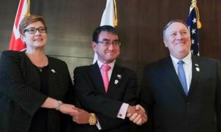 Mỹ - Nhật - Australia cùng lên án hành vi cản trở khai thác dầu khí ở Biển Đông