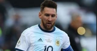 Messi bị cấm thi đấu và phạt tiền vì nói xấu Liên đoàn Bóng đá Nam Mỹ