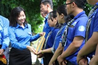 Tây Ninh: Hội quân Mùa hè xanh 2019