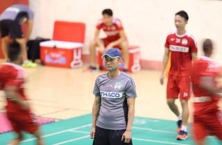 HLV Lee Tae-hoon tự tin cắt đứt mạch thắng của Nam Định