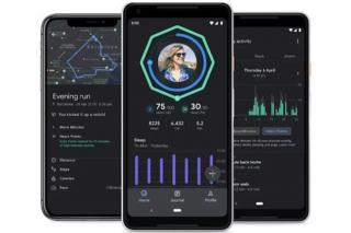 Tính năng Dark Mode sắp đến với Google Fit