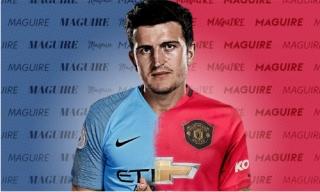 Maguire và những góc khuất trên đường tới Man Utd