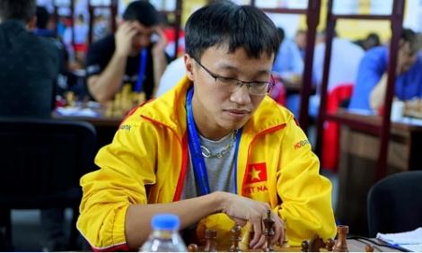 Trường Sơn đứng thứ 10 chung cuộc giải cờ vua Hồ Nam