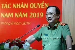 Tập huấn công tác nhân quyền các tỉnh, thành phố phía Nam năm 2019