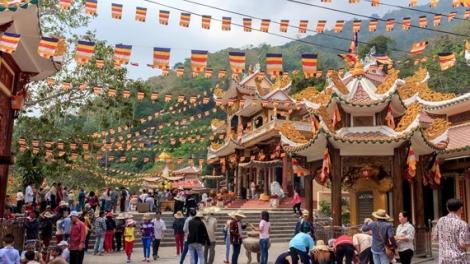 """Tổ chức lễ công nhận """"Lễ vía bà Linh Sơn Thánh Mẫu- núi Bà Đen"""" là di sản phi vật thể quốc gia"""