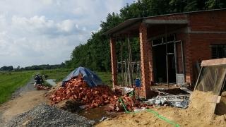 Công trình xây dựng nhà ở khu vực nông thôn thuộc diện phải xin phép xây dựng