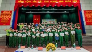 Lễ trưởng thành Học kỳ trong quân đội
