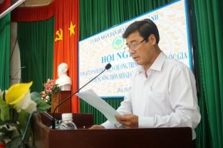 Hòa Thành: Tổng kết 10 năm xây dựng nông thôn mới