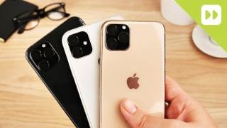 iPhone 2019 sẽ có một phiên bản mang tên 'iPhone 11 Pro'