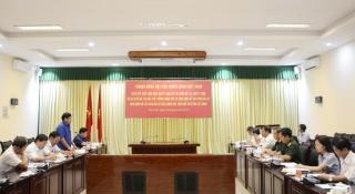 Trung ương Hội Cựu chiến binh Việt Nam giám sát tại tỉnh Tây Ninh