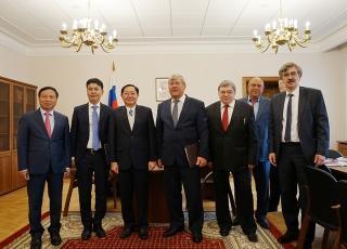 Việt-Nga phối hợp triển lãm tài liệu lưu trữ về Chủ tịch Hồ Chí Minh