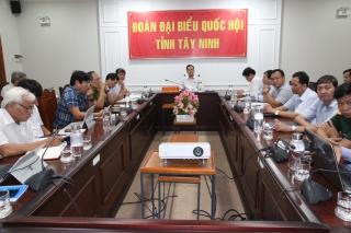 Uỷ ban Thường vụ Quốc hội tổ chức phiên chất vấn và trả lời chất vấn các thành viên Chính phủ
