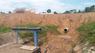 Châu Thành: Hàng chục hecta lúa chờ nước