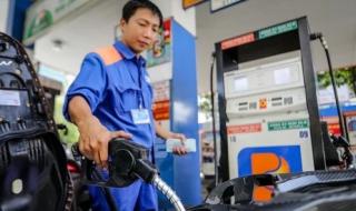 Giá xăng dầu đồng loạt giảm từ chiều nay