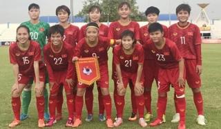 Việt Nam hạ Campuchia 10-0 ở giải bóng đá nữ Đông Nam Á