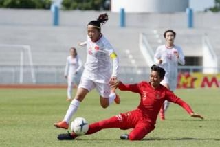 Việt Nam sớm vào bán kết giải nữ Đông Nam Á