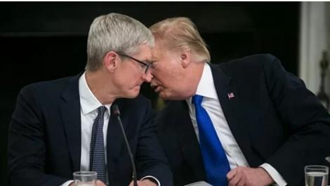 Cook 5 lần thuyết phục Trump không đánh thuế sản phẩm Apple
