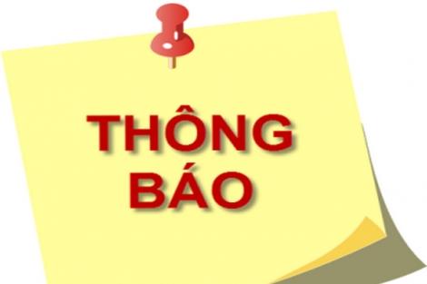 Sở Y tế Tây Ninh thông báo xét tuyển học Y khoa