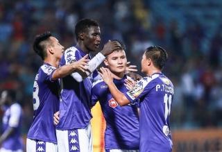 Hà Nội FC lập cột mốc mới cho bóng đá Việt Nam ở AFC Cup