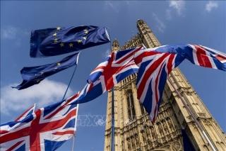 Hàn Quốc và Anh ra tuyên bố chung về hợp tác hậu Brexit