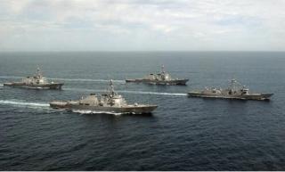 Việt Nam sẽ lần đầu tham diễn tập hàng hải ASEAN - Mỹ