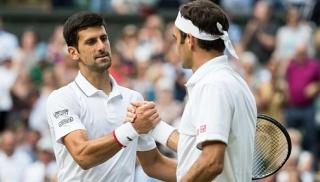 Federer cùng nhánh bán kết Mỹ Mở rộng với Djokovic
