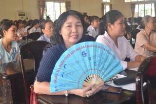 Truyền thông phòng chống mua bán người tại Tây Ninh