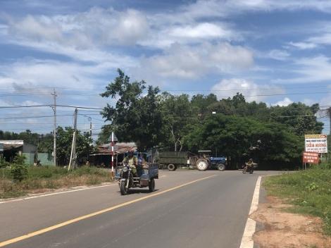 Châu Thành: Một giao lộ tiềm ẩn nguy cơ TNGT