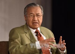 Báo chí Malaysia đưa tin đậm nét về chuyến thăm Việt Nam của Thủ tướng Mahathir