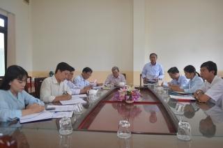 Hoà Thành: Chuẩn bị cho kỳ họp HĐND huyện khóa XI