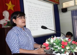 """Hoà Thành: Toạ đàm """"Nâng cao, phát huy hiệu quả tuyên truyền việc học tập và làm theo tư tưởng, đạo đức, phong cách Hồ Chí Minh trên mạng xã hội"""""""