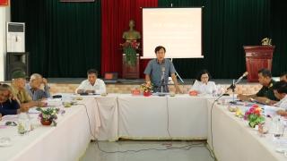 Gò Dầu: Hội thảo về biên soạn lịch sử LLVT nhân dân huyện giai đoạn 1945-2015